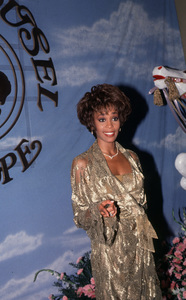 Whitney Houston at the Carousel Ball1990 © 1990 Gunther - Image 11609_0002