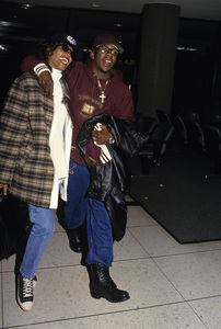Whitney Houston and Bobby Brown1994© 1994 Gary Lewis - Image 11609_0004