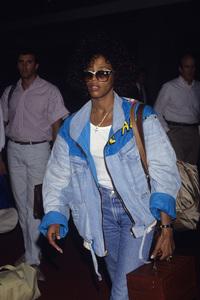 Whitney Houston1987© 1987 Gary Lewis - Image 11609_0008
