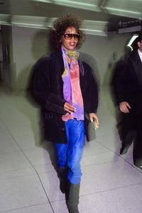 Whitney Houston1989© 1989 Gary Lewis - Image 11609_0010