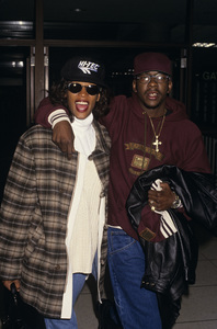Whitney Houston and Bobby Brown1994© 1994 Gary Lewis - Image 11609_0011