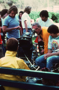 """Shadow Box,""Director Paul Newmanon the set / 1980 ABC. © 1980 Gene Trindl - Image 11621_0004"