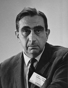 Edward Teller1963 in L.A. © 1978 Ernest Reshovsky - Image 11632_0001
