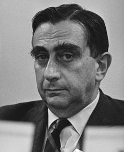 Edward Teller1963 in L.A. © 1978 Ernest Reshovsky - Image 11632_0002