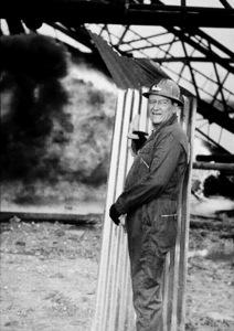 """Hellfighters"" John Wayne 1968 Universal Pictures - Image 11640_0002"