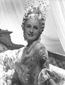 "Norma Shearer from the film ""Marie Antoinette"" 1938 © 1978 Laszlo Willinger - Image 11646_0002"