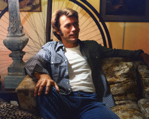 """Play Misty for Me""Clint Eastwood1971 Universal**I.V. - Image 11690_0019"