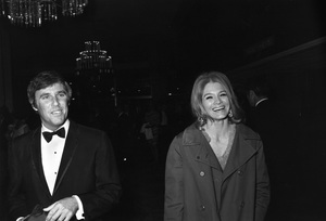 """""""Kennedy Fundraiser""""Angie Dickinson with Burt Bacharach at the Beverly Hilton Hotel in Beverly Hills, California1969 © 1978 Gunther - Image 11696_0002"""
