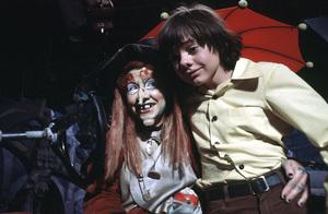 """""""H.R. Pufnstuf""""Billie Hayes (Witchiepoo), Jack Wild1969 © 1978 Mario Casilli - Image 11704_0008"""