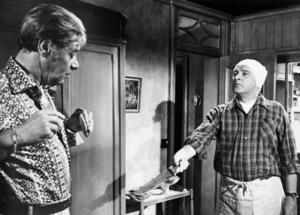 """Staircase""Rex Harrison, Richard Burton1969 20th Century Fox - Image 11708_0001"