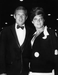 Samantha Eggar with husband Tom Stern1965 Photo by Joe Shere - Image 11734_0012