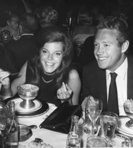 Samantha Eggar with husband Tom Stern1965Photo by Joe Shere - Image 11734_0013