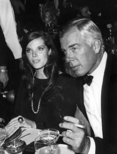 Samantha Eggar with Lee Marvin1966Photo by Joe Shere - Image 11734_0014