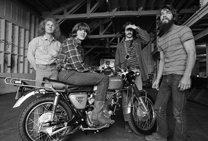 """Creedence Clearwater Revival""Tom Fogerty, John Fogerty, Stu Cook, Doug Clifford1969 © 1978 Gunther - Image 11745_0002"