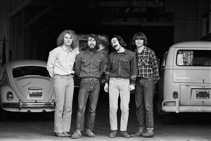 """Creedence Clearwater Revival""Tom Fogerty, Doug Clifford, Stu Cook, John Fogerty1969 © 1978 Gunther - Image 11745_0003"