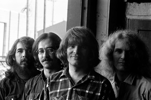 """Creedence Clearwater Revival""Doug Clifford, Stu Cook, John Fogerty, Tom Fogerty1969 © 1978 Gunther - Image 11745_0004"