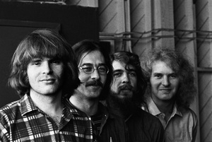 """Creedence Clearwater Revival""John Fogerty, Stu Cook, Doug Clifford, Tom Fogerty1969 © 1978 Gunther - Image 11745_0005"