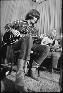 """""""Creedence Clearwater Revival"""" John Fogerty1969 © 1978 Gunther - Image 11745_0007"""