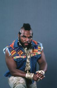 Mr. T., 1983. © 1983 Gene Trindl - Image 11782_0011