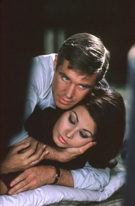 """Operation Crossbow""Sophia Loren & George Peppard1965 MGM © 1978 Gunther - Image 11784_0002"