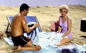 """Lover Come Back""Rock Hudson, Doris Day1961 Universal Pictures © 1978 Leo Fuchs - Image 11806_0018"
