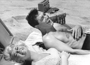 """Lover Come Back""Doris Day, Rock Hudson1961 Universal Pictures © 1978 Leo Fuchs - Image 11806_0026"