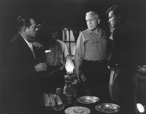 """""""The Mountain""""Dir. Edward Dymytrk, Spencer Tracy, Robert Wagner1956 Paramount © 1978 Bill Avery - Image 1181_0001"""