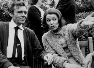 """""""Patricia Neal Story, The""""Dirk Bogarde and Glenda Jackson.1981 / CBS © 1981 John Jay - Image 11817_0004"""