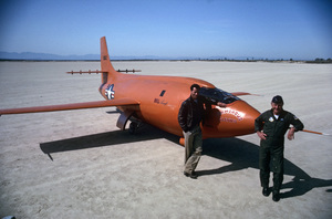 """""""The Right Stuff""""Sam Shepard, General Chuck Yeager1983 Warner© 1983 Ron Grover - Image 11824_0018"""