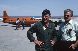 """The Right Stuff""General Chuck Yeager1983 Warner© 1983 Ron Grover - Image 11824_0024"