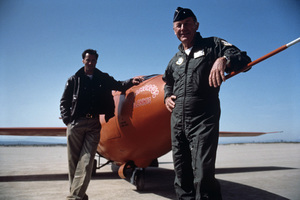 """""""The Right Stuff""""Sam Shepard, General Chuck Yeager1983 Warner© 1983 Ron Grover - Image 11824_0045"""