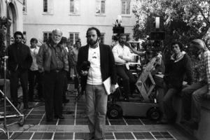 """Love & Money""Director James Toback1982© 1982 Ron Grover - Image 11837_0004"