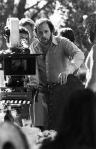 """Love & Money""Director James Toback1982© 1982 Ron Grover - Image 11837_0005"