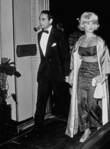 """Academy Awards: 37th Annual,""Elke Sommer.  1965. © 1978 Bud Gray - Image 1185_0007"