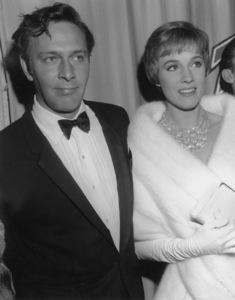 """Academy Awards - 37th Annual""Christopher Plummer, Julie Andrews1965**I.V. - Image 1185_0030"