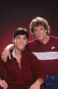 """""""Charles in Charge""""Scott Baio, Willie Aames1984 © 1984 Mario Casilli - Image 11863_0005"""