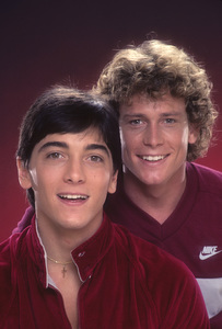 """""""Charles in Charge""""Scott Baio, Willie Aames1984 © 1984 Mario Casilli - Image 11863_0011"""