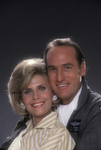 """Call to Glory""Cindy Pickett, Craig T. Nelson1984 © 1984 Mario Casilli - Image 11864_0015"