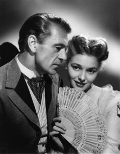 """""""Bright Leaf""""Gary Cooper, Patricia Neal1950 Warner BrothersPhoto by Bert Six - Image 11869_0001"""