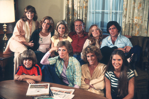 """Eight Is Enough""Dick Van Patten,Betty Buckley,Lani O"