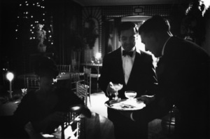 """""""Black and White Ball"""" (at Dominick Dunne"""
