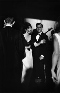 """Black and White Ball"" (at Dominick Dunne"