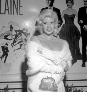 """""""Can Can"""" PremiereJayne Mansfield1960 © 1978 David Sutton - Image 1189_0001"""