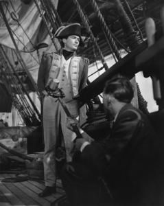 """Captain Horatio Hornblower R.N.""Gregory Peck1951 Warner Brothers - Image 1190_0003"