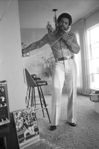 Reggie Jackson in Oakland1974 © 1978 Gunther - Image 11910_0009