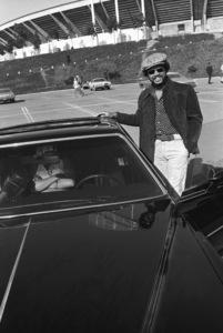 Reggie Jackson in Oakland1974 © 1978 Gunther - Image 11910_0015