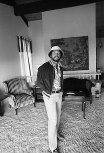 Reggie Jackson in Oakland1974 © 1978 Gunther - Image 11910_0018