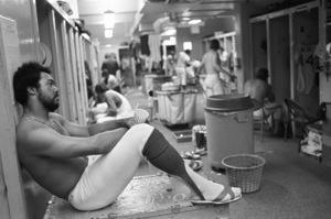 Reggie Jackson in Oakland1974 © 1978 Gunther - Image 11910_0019