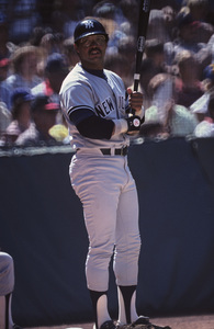 Reggie Jackson playing for the New York Yankees1980 © 1980 Gunther - Image 11910_0023