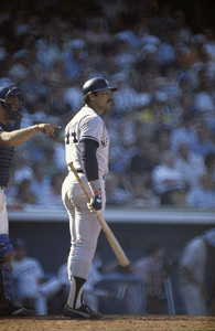 Reggie Jackson playing for the New York Yankees1980 © 1980 Gunther - Image 11910_0024